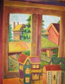 Houses, Summer